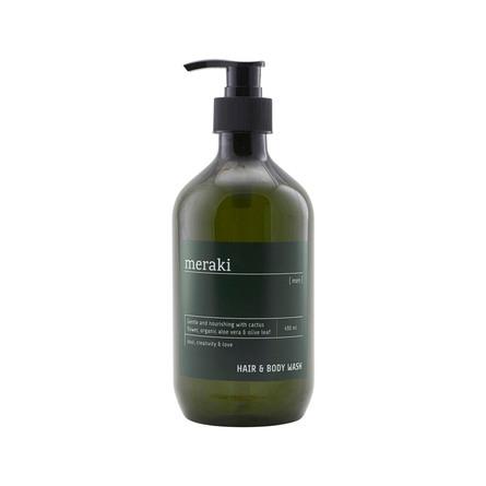 Meraki Men Hair & Body Wash 490 ml