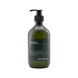 Meraki Men Hair & Body Wash 490 ml