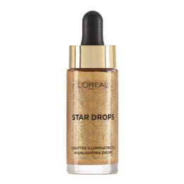 L'Oréal Paris Star Drops Highlighting Drops Warm Gold