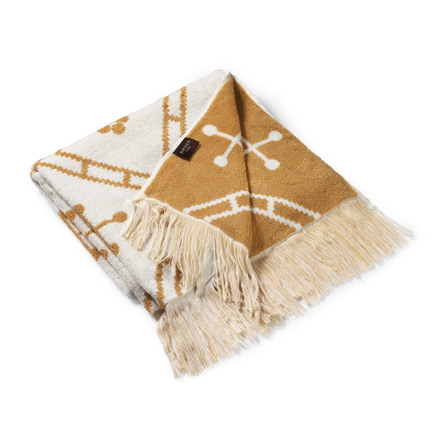 Malene Birger Paros Towel Camel Large (90 x 160 cm)