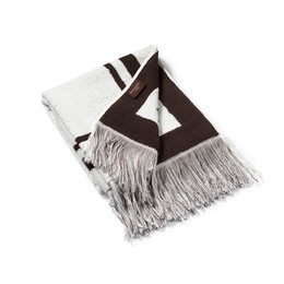 Malene Birger Valladolid Towel Brown Small (60 x 130 cm)