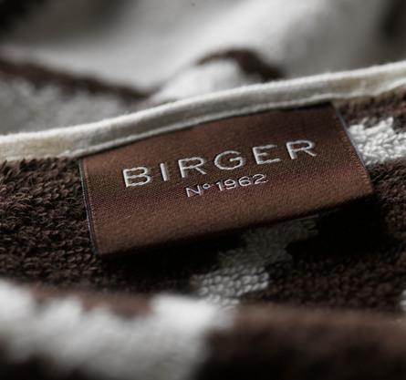 Malene Birger Valladolid Towel Brown Small (60 x 130 cm)