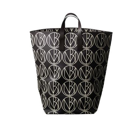 Malene Birger Darling Monogram House Bag High (65 x 38 x 38 cm)