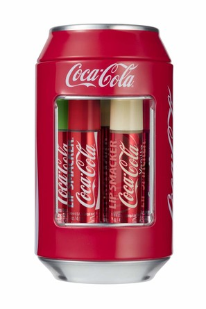 Lip Smackers Coca-Cola Gaveæske