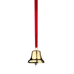Georg Jensen Christmas Bell 2018 Guld
