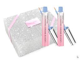 âme pure Lash & Brows Enhancer Glitter Gavæske med 2 for 1