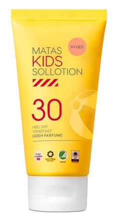 Matas Striber Kids Sollotion SPF 30 80 ml