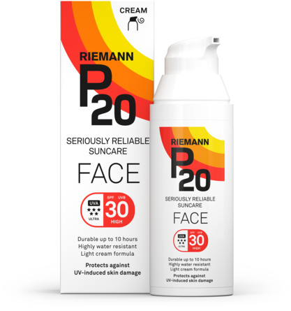 P20 Riemann Face SPF 30 50 g