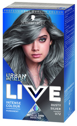 Schwarzkopf Live Color U72 Dusty Silver
