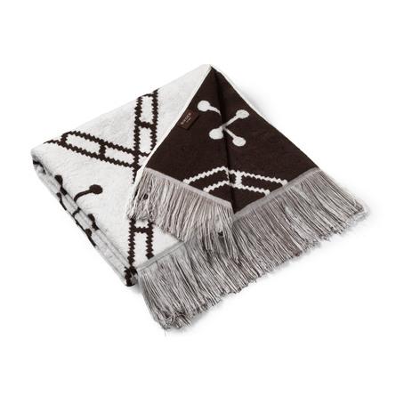 Malene Birger Paros Towel Brown Large (90 x 160 cm)