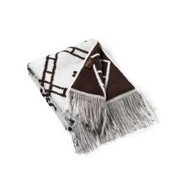 Malene Birger Paros Towel Brown Small (60 x 130 cm)