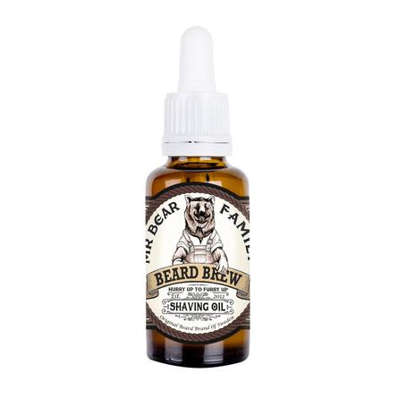 Mr. Bear Family Mr. Bear Beard Brew Shaving Oil, 30 ml.