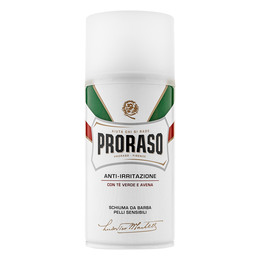 Proraso Barberskum, Aloe & Green tea, 300 ml