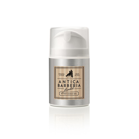 Mondial Antica Barberia After Shave Gel, 50 ml.