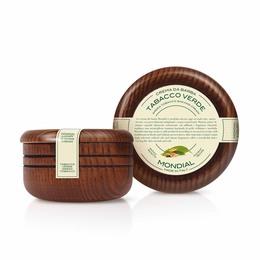 Mondial Barbercreme, Green Tobacco, 140 ml.