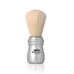 Mondial Boar Barberkost, Mat chrom plast
