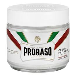 Proraso Preshave Creme - Sensitive, 100 ml