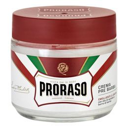 Proraso Preshave Creme - Nourishing, 100 ml