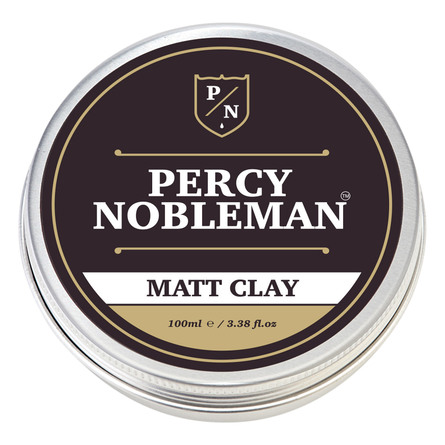 Percy Nobleman Matt Clay, 100 ml.