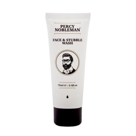 Percy Nobleman Face & Stubble Wash, 75 ml.