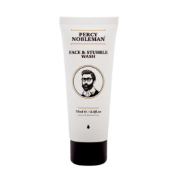 Percy Nobleman Face & Stubble Wash, 75 ml.