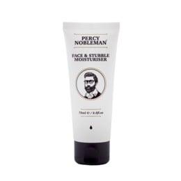 Percy Nobleman Face & Stubble Cream, 75 ml.