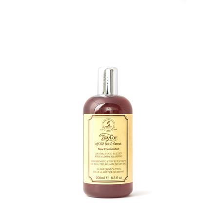 Taylor Of Old Bond Street Taylor Hair & Body Shampoo, Sandeltræ, 200 ml.