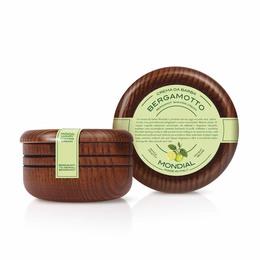 Mondial Barbercreme, Bergamot Neroli, 140 ml.