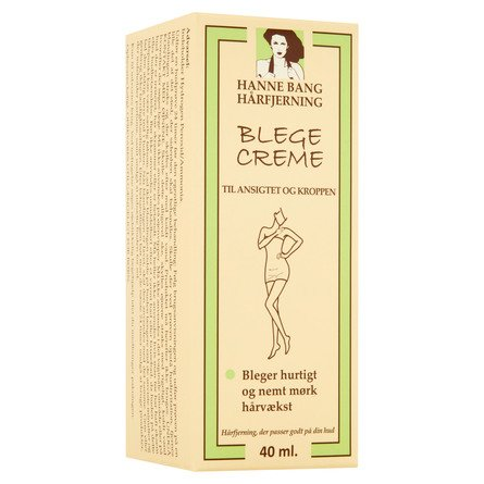 Hanne Bang Blegecreme 2x20 ml