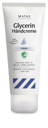 Matas Striber Glycerin Håndcreme 100 ml