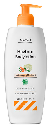 Matas Striber Havtorn Bodylotion 400 ml