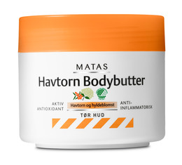 Matas Striber Havtorn Body Butter 250 ml