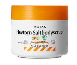 Matas Striber Havtorn Saltbodyscrub 250 g