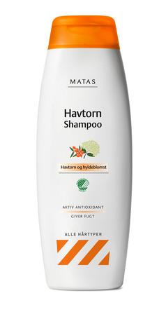 Matas Striber Havtorn Shampoo 500 ml