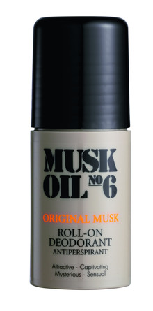 Gosh Copenhagen Musk Oil No. 6 Roll-On 75 Ml