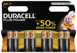 Duracell AA Batterier 8-Pak