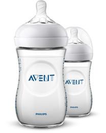 Philips Avent Sutteflaske V2 260 ml 2-Pak
