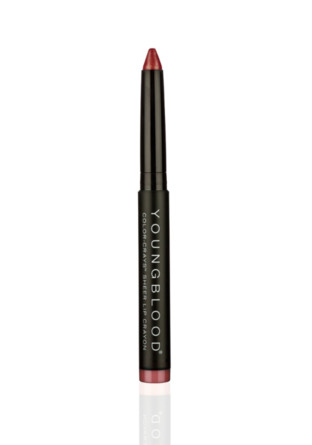 Youngblood Lipstick Sheer Crayon Redwood