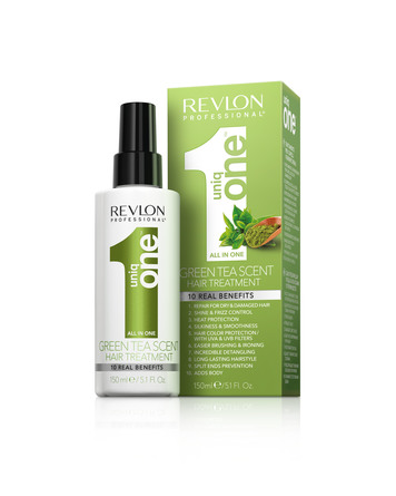 Revlon Uniq One All-in-One Green Tea Scent, 150 ml