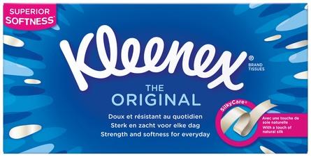 Kleenex Original box 80 stk