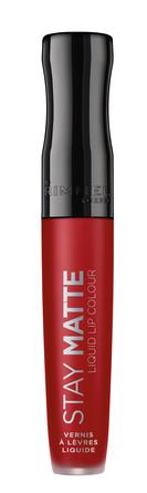 Rimmel Stay Matte Lip 500 Fire Starter
