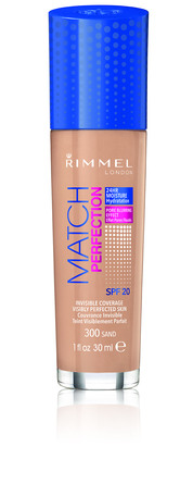 Rimmel Match Perfect Foundation 300 Sand