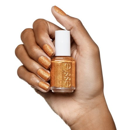 Essie Luxe Effects 575 Can't stop her in Copper