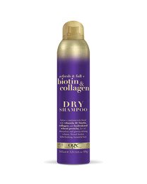 OGX Biotin Collagen Dry Shampoo 165 ml