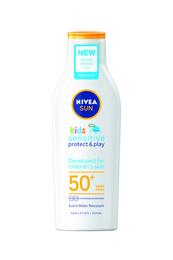 Nivea Sun Kids Sensitive Protect & Play Lotion SPF 50 200 ml