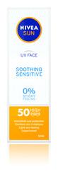 Nivea Sun Sensitive Face Cream SPF 50 50 ml