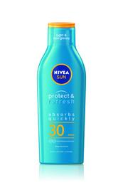 Nivea Sun Protect & Refresh Lotion SPF 30 200 ml