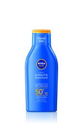 Nivea Sun Protect & Moisture SPF 50 100 ml
