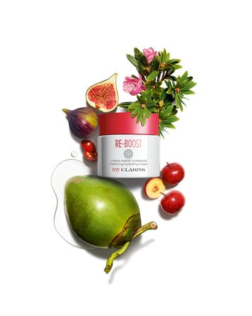 Clarins Ns Matifying Hydrating Cream Combination To Oily Skin 50 ml
