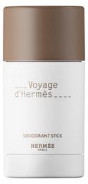 HERMÈS Voyage d'Hermès Deodorantstick uden alkohol 75 ml